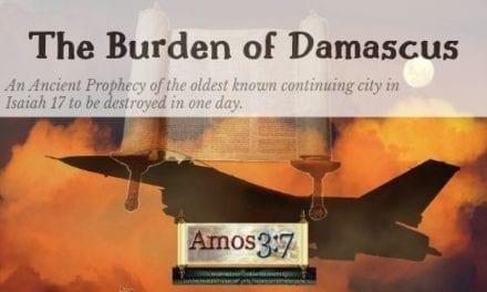 The Burden against Damascus