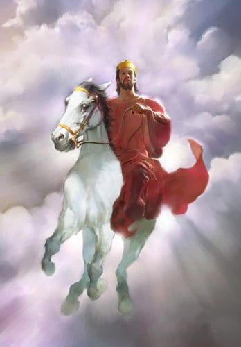 2nd Coming Isaiah 63 Revelation 19 Edom Isaiah 11 Winepress, Wrath of God,