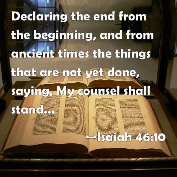 Prophecy 101 Part 1