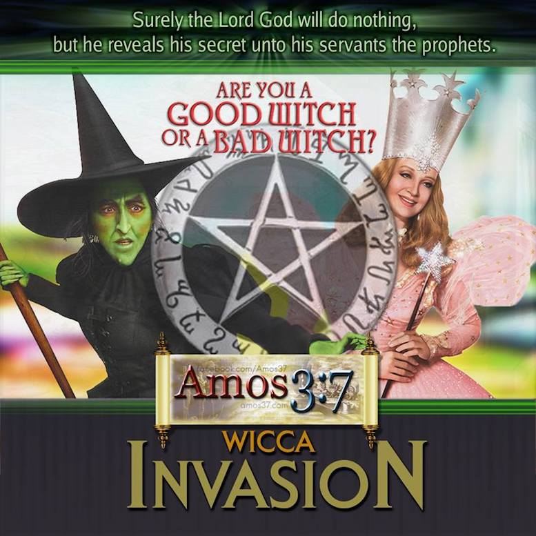 Wicca Invasion, good witch, bad witch, Wicca, Hollywood, Expose,