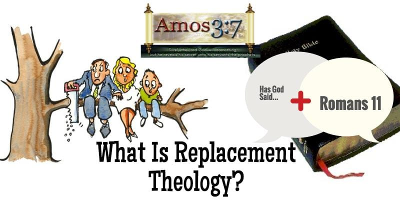 Romans 11, Replacement, Theology,