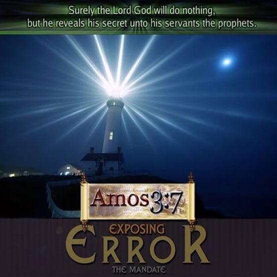 Harry Ironside, Why Expose Error, apologetics, bible verses,