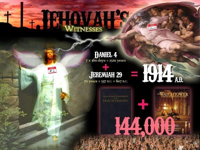 Watchtower FALSE DOCTRINES | Amos37