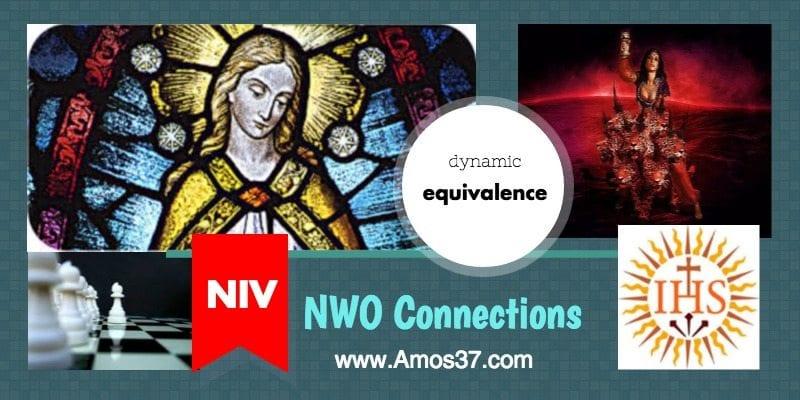 NIV Jesuit Translation New Age Connections