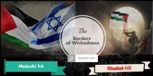 The Borders of Wickedness Malachi 1 14 Obadiah Edom is Esau Audio Download