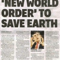 Behind the New World Order