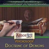 Pyschology Doctrine of Demons