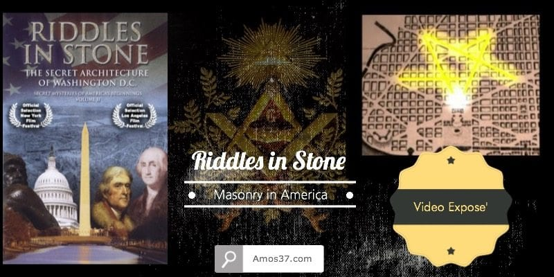 Masonry in America: Riddles in Stone