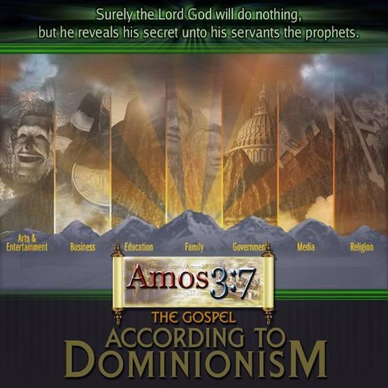 The Gospel According to Dominionism