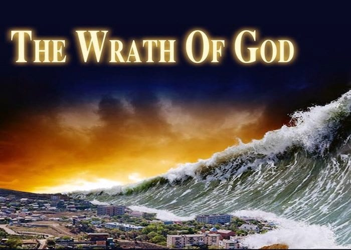 The Wrath of God Judgement Day Every Island fled away