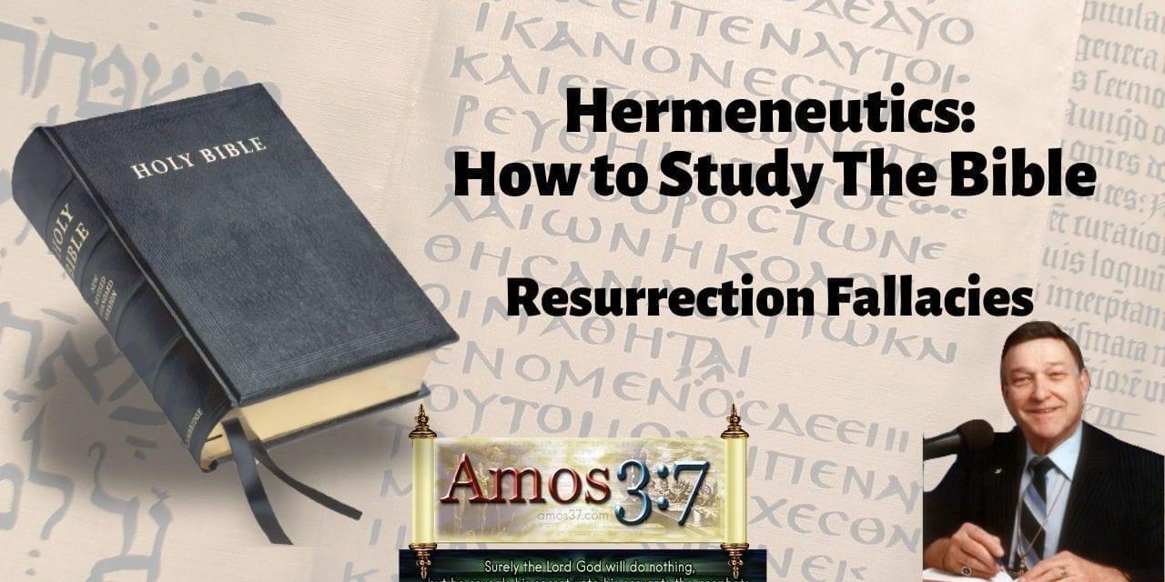 Understanding Error & Hermeneutics Session 02