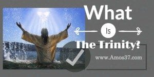 What is the Trinity Biblical Doctrine Scripture Study Guide