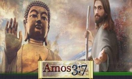 Buddha or Jesus?