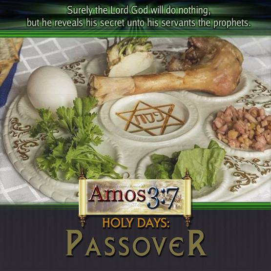 Holy Days: Passover