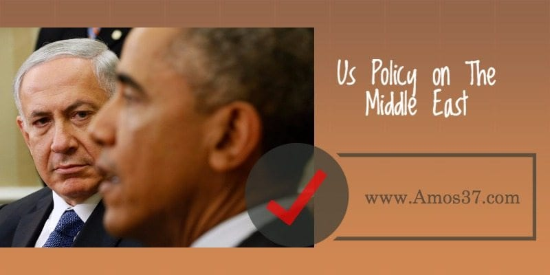 US Policy with Israel Obama Exposed