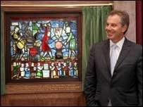 Tony Blair, Fabian, Globalist, Faith Foundation,
