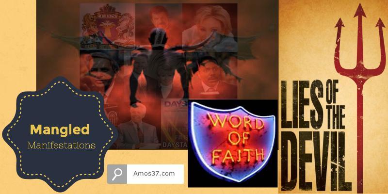 Word of Faith Manifestations TBN DayStar Video Expose