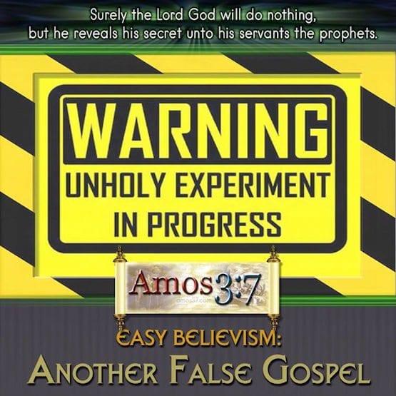Crossless Gospel Exposed