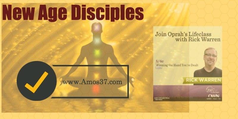 New Age Disciples Altered States Contemplative Prayer Rick Warren