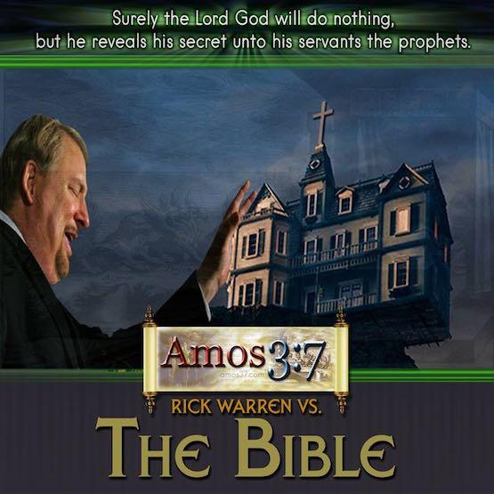 Rick Warren vs. The Bible