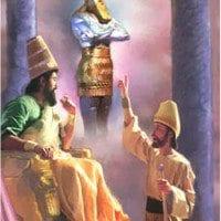 Daniel Ch. 2 Nebuchadnezzar's dream