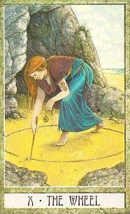 Circle-Maker-Tarot-Card