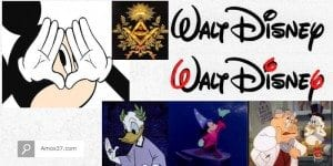 Disney Occult Decption Gets Cute Sex Symbolism Masonry Witchcraft