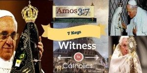 Seven Keys to Witnessing to Catholics
