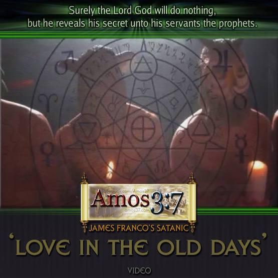 James Franco's Satanic 'Love In The Old Days' Video