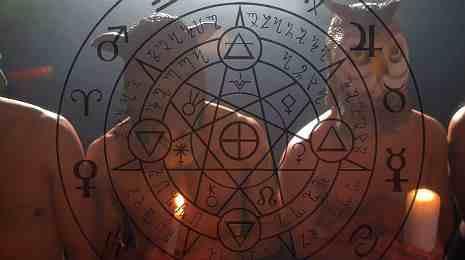 James-Franco-Satanic Vigil Illuminati