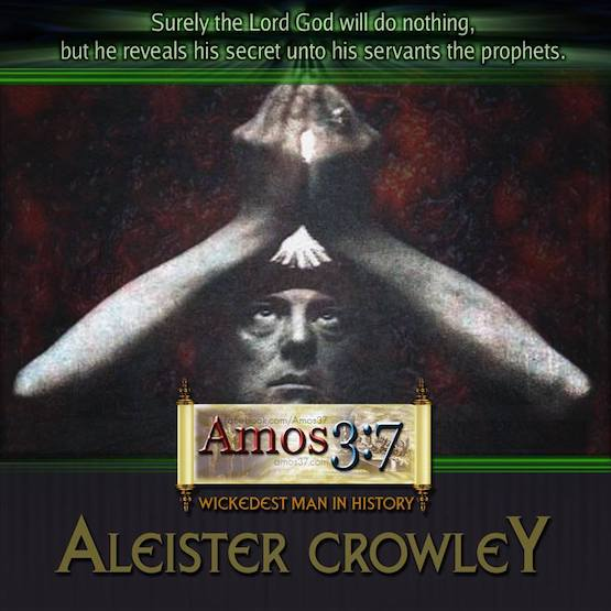 Wickedest Man in History Aleister Crowley