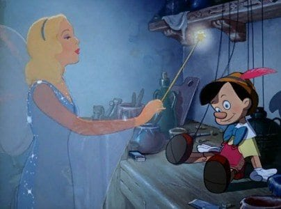Disney Occult Interpretation of Pinocchio