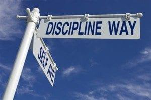cost-of-discipleship discipline self