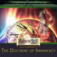 doctrine,imminency,bible,scriptures,listed,end times,