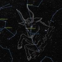 taurus-gospel in the stars constellation