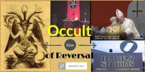 A Lesson from the occult law of reversal vatican bamphomet oprah winfrey satanic evidence
