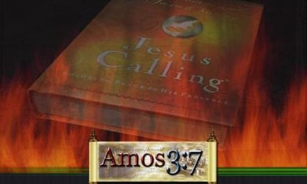 Another Jesus Calling Practicing The Presence