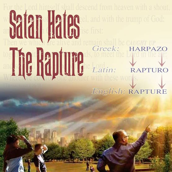 Contrasting The Rapture And The Second Coming