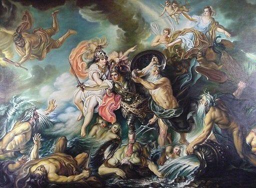 Meet The Greek gods: Theogony | Amos37
