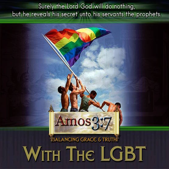 Balancing Grace & Truth with the LGBT