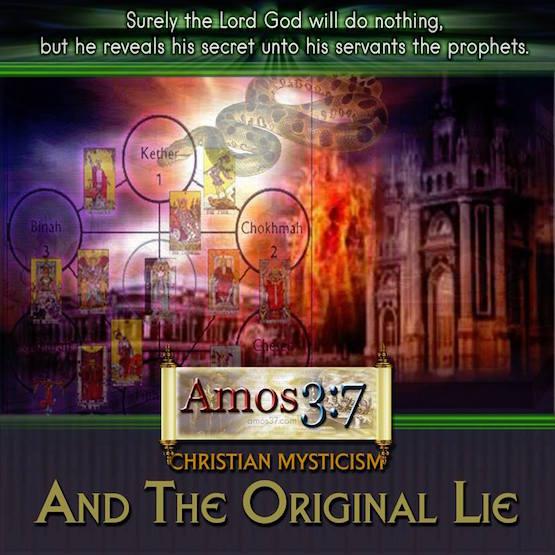 Christian Mysticism and the Original Lie