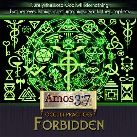Occult Practices Forbidden