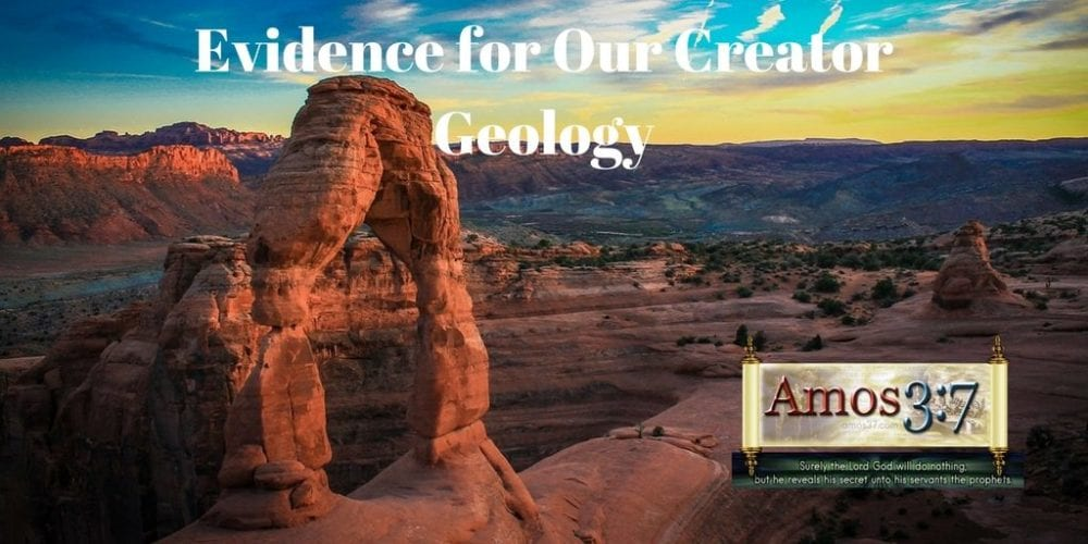 Creation Evidence Geology