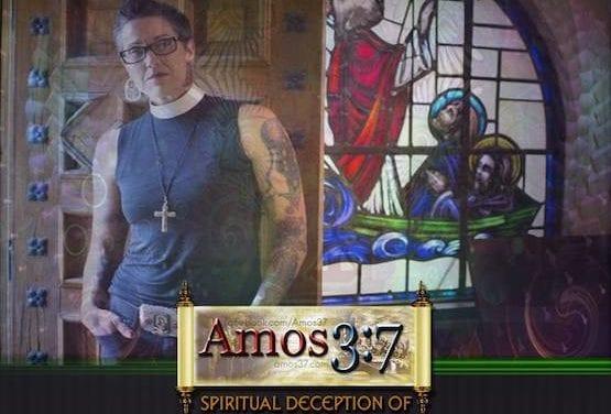 Spiritual Deception of The Progressives