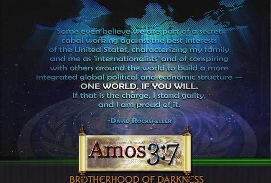 Brotherhood of Darkness The Open Conspiracy