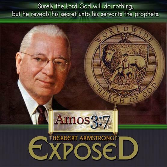 Herbert Armstrong Exposed