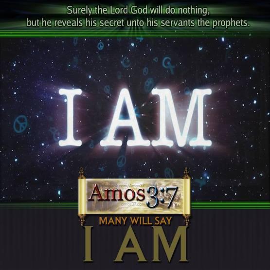 Many will say, I AM