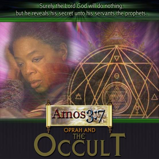 Oprah,  and The Occult