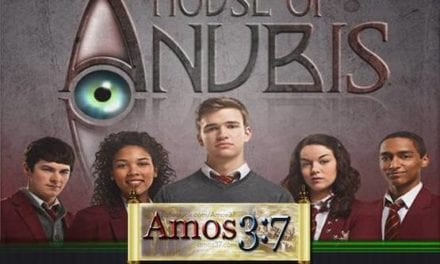 House of Anubis Occult Themes