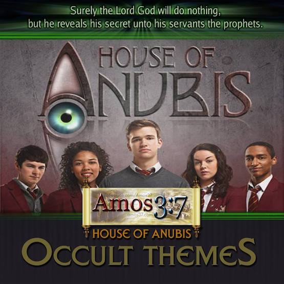 House of Anubis Nickelodeon Occult Themes | Amos37
